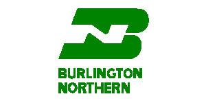 Tunnel Radio partner Burlington Northern